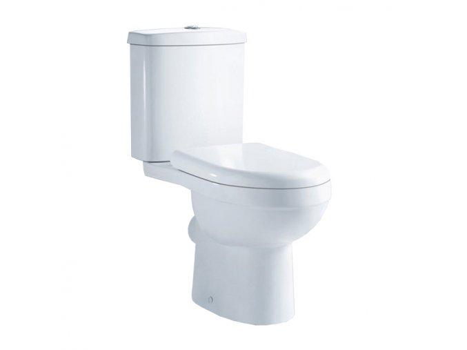 WC kombi Utrecht WC-K