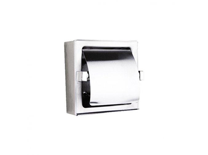 Jednoduchý držák toaletního papíru WC-DR10001X