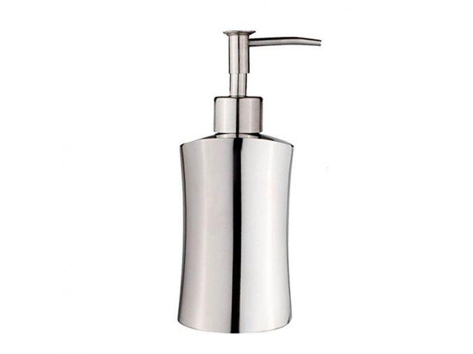 Nerezový dávkovač tekutého mýdla KS-LI0001