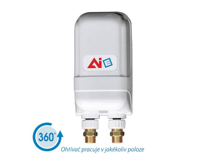 Průtokový ohřívač vody tlakový FOT 5,5 / 5,5 kW
