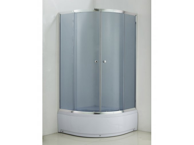 Sprchový kout NIKIDO EVELÍNA PLUS 80x80x195 nebo 90x90x195