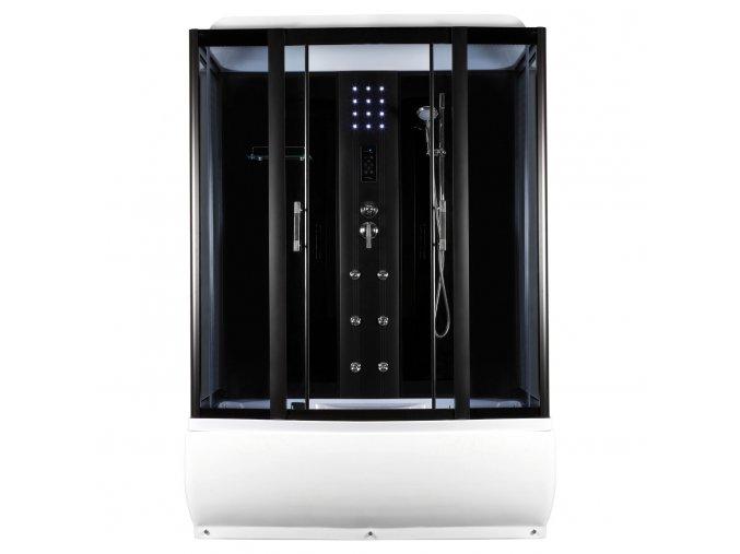 Sprchový a masážní box s vanou MOCCA 140x85 nebo 150x90