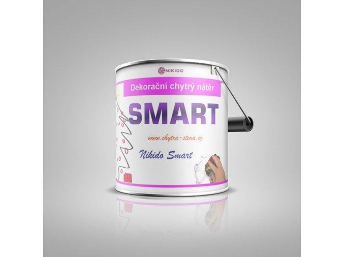 Dekorační chytrý nátěr pro malování fixou NIKIDO SMART