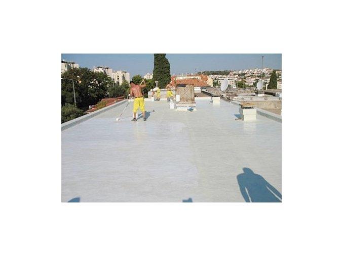 Izolace střechy FLEXIDECK