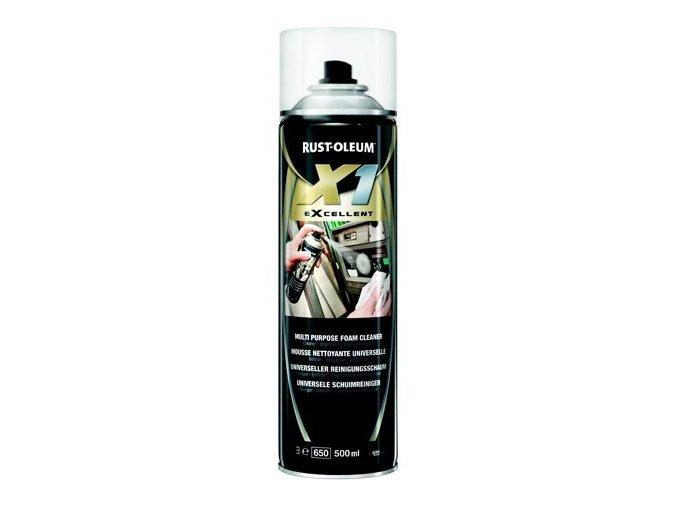 Sprej na čištění čalounění a plastů 500ml  X1  1630