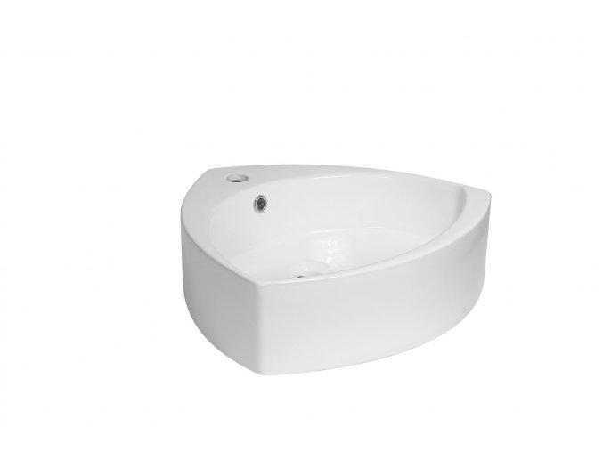 Keramické umyvadlo NIKIDO  KR 167