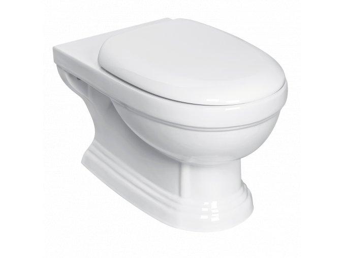 Keramické wc NIKIDO RETRO KR 16