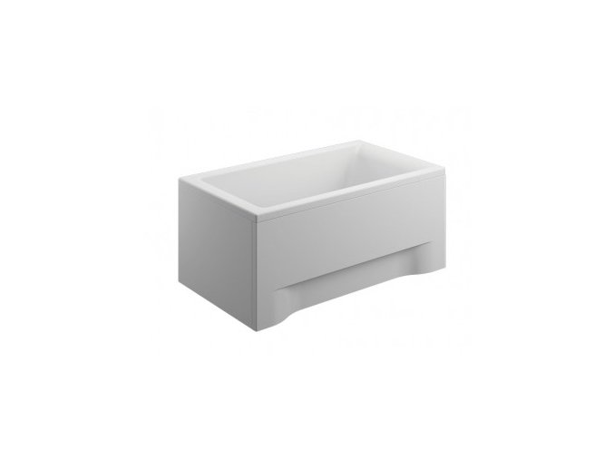 Akrylátová vana CAPRI 100x70 nebo 120x70