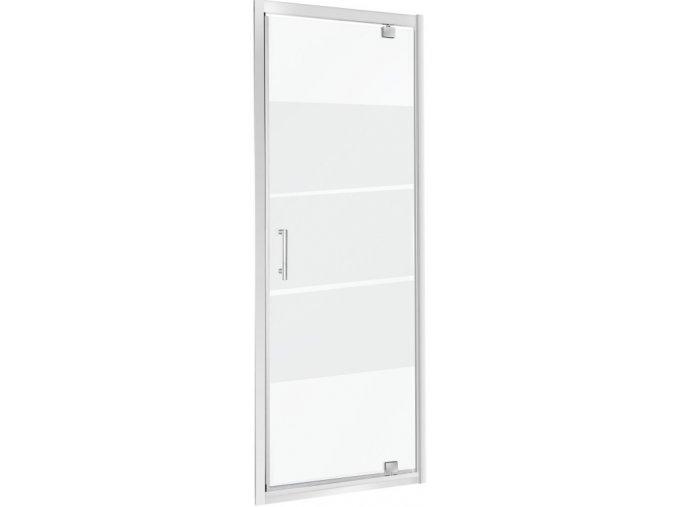 Sprchové dveře UNIKA MLÉČNÉ 70x195, 80x195, 90x195