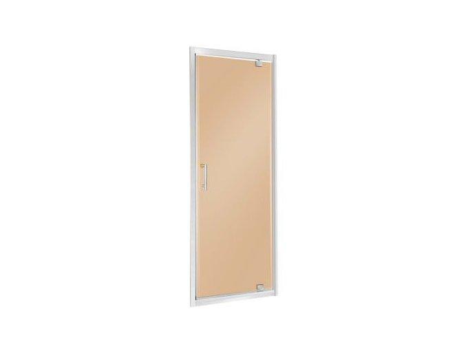 Sprchové dveře UNIKA BROWN 80x195, 90x195