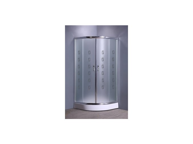 Sprchový kout  ALBA 80x80x195 nebo 90x90x195