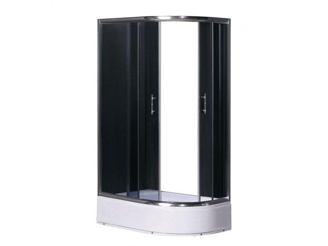 Sprchový kout NIKIDO PRESTIGE PLUS 120x80x200 levá