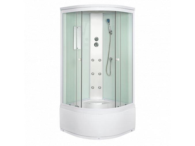 Sprchový box CARINA 90x90x214