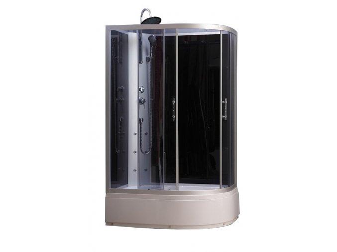 Sprchový box NIKIDO MAJORKA levá 120x80