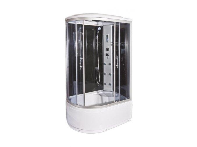 Sprchový box VENECIE pravá 120x85