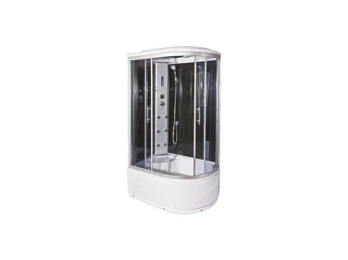 Sprchový box NIKIDO VENECIE levá 120x85