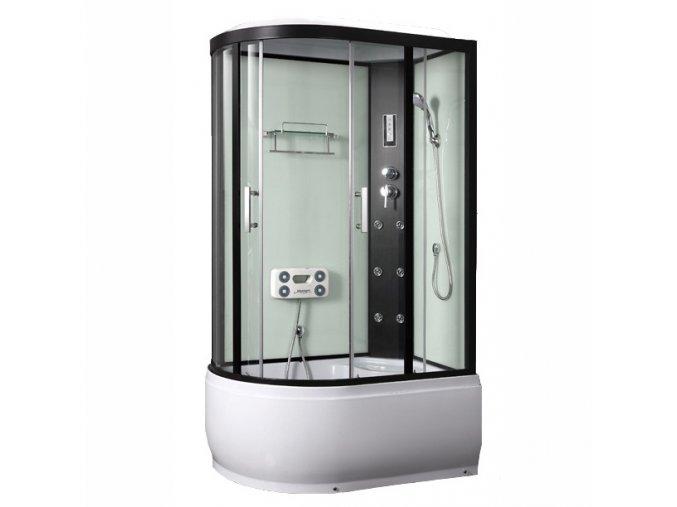 Sprchový box NIKIDO SENA pravá 120x81