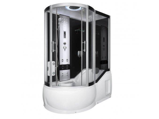 Sprchový box NIKIDO FANTASIE pravá 150x85