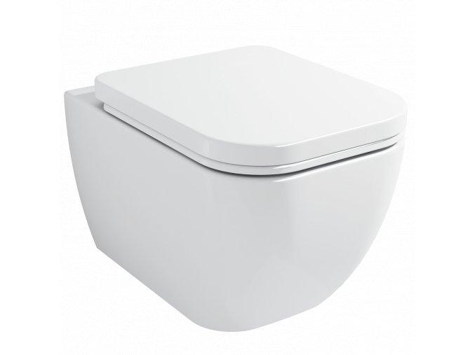 Keramické wc NIKIDO ALBA 16