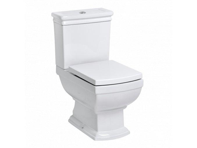 Keramické wc kompakt NIKIDO  KLEOPATRA 11