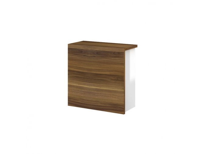 Koupelnová doplňková skříňka závěsná horní Simon H 40 P