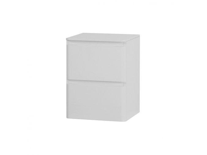 Koupelnová doplňková skříňka závěsná nízká Maroko N 40