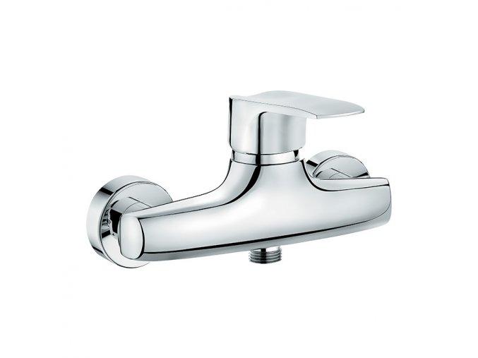 Sprchová nástěnná páková baterie Geneva 040M