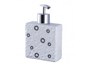 Keramický dávkovač tekutého mýdla KS-RI0001