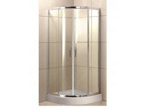 Sprchový kout  VEDUTA 80x80x201 nebo 90x90x201
