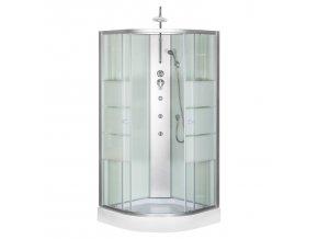 Sprchový box NIKIDO STRADA 90x90x230