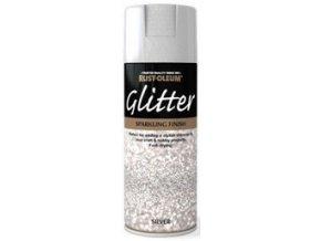 Dekorační třpytkový spray NIKIDO GLITTER 400ml