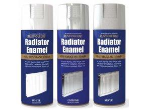 Barva na radiátory NIKIDO RADIATOR 400ml