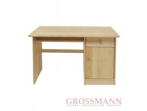Grossmann Psací stůl masív borovice B