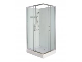 Sprchový box  LIVIE white 100x70
