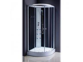 Sprchový box  7602  90x90215 nebo 100x100x215