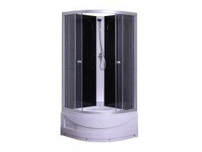 Sprchový box NIKIDO TESSA 80x80 nebo 90x90