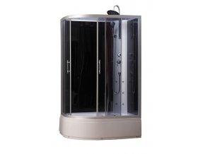 Sprchový box NIKIDO MAJORKA pravá 120x80
