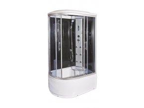 Sprchový box NIKIDO VENECIE pravá 120x85