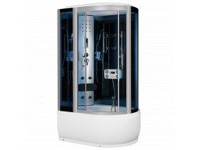 Sprchový box NIKIDO MAURI levá 120x80