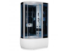 Sprchový box NIKIDO MAURI pravá 120x80