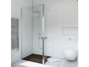 Sprchový kout NIKIDO WALK IN 253  80x200, 90x200, 100x200, 120x200, 140x200
