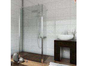 Sprchový kout NIKIDO WALK IN 254   100x200, 120x200, 140x200