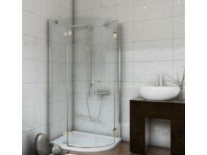Sprchový kout NIKIDO BK245T 90x90x195