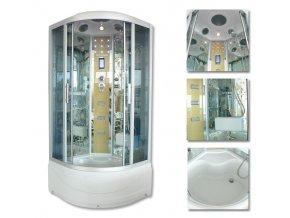 Sprchový box 6801  100x100x215