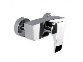 Sprchová nástěnná páková baterie Malaga 040M