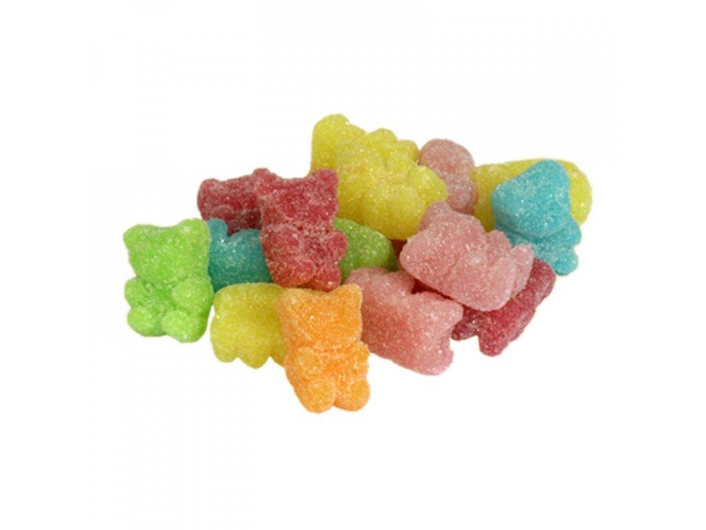 Medvídci Tutti Frutti želé 1000g