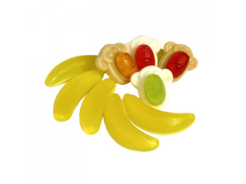 Opice a banány želé 1000g