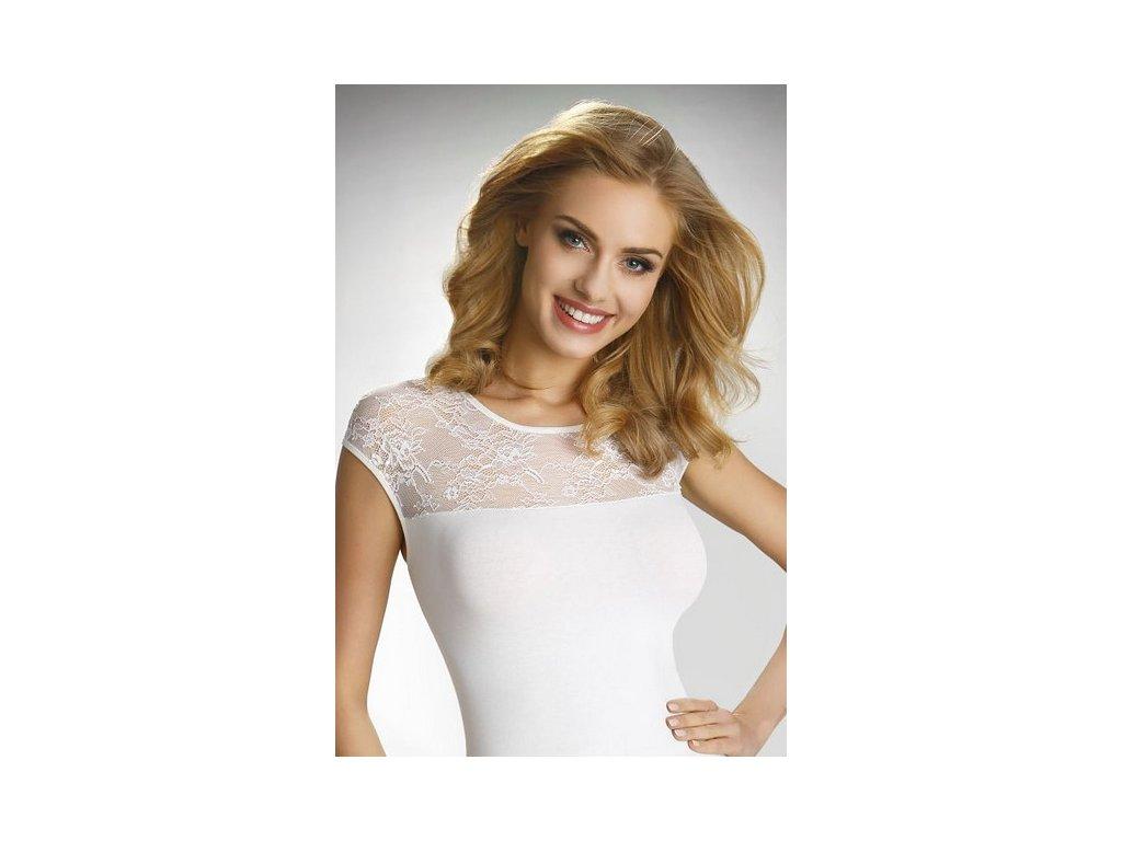 Dámské tričko Paulina (Barva Bílá, Velikost M)