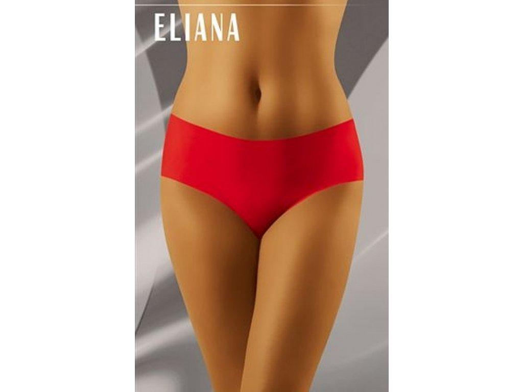 Dámské kalhotky Eliana (Barva Červená, Velikost L)