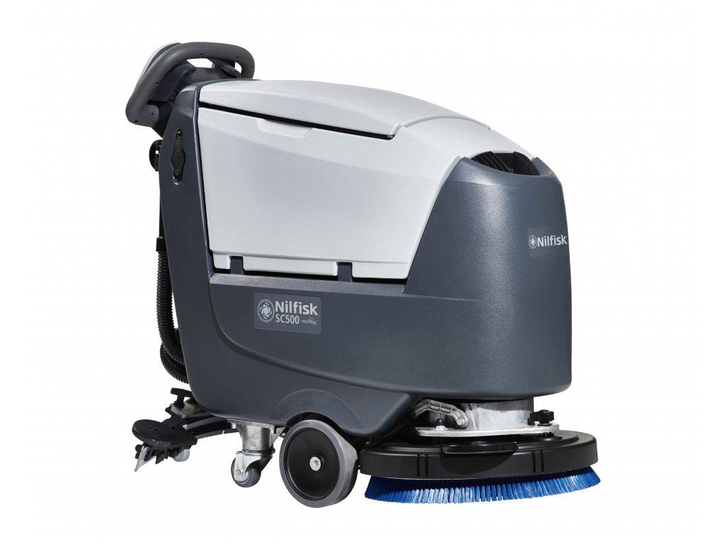 Podlahový mycí stroj Nilfisk SC500 B FULL PKG